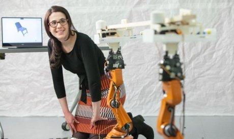 Інженери Массачусетського технологічного інституту створили робота-тесляра з пилососа
