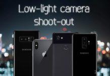 Порівнюємо фото нічної зйомки Galaxy S9 Plus і його конкурентів (25 фото)