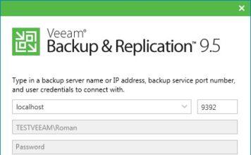 Резервне копіювання Windows 7, 8, 8.1, 10 використовуючи Veeam Backup & Replication 9.5 і Veeam Agent for Microsoft Windows. Частина 2. Установка Veeam Agent for Microsoft Windows, створення завантажувального образу відновлення (Veeam Recovery Media)