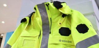 Nokia розробила «розумну» куртку для сучасних рятувальників