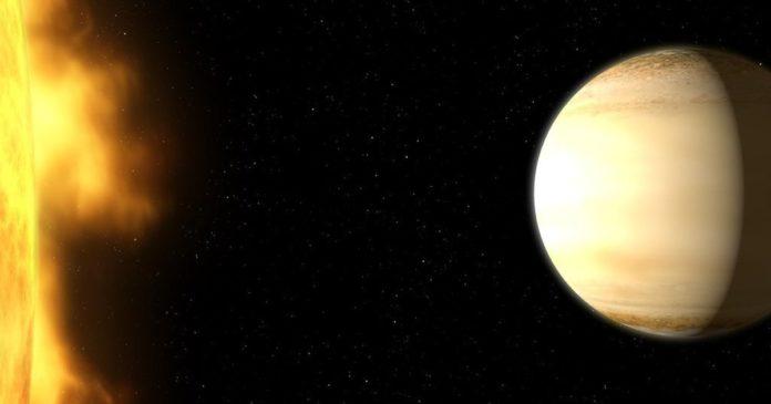Атмосфера виявленої планети-супергіганта дуже здивувала вчених