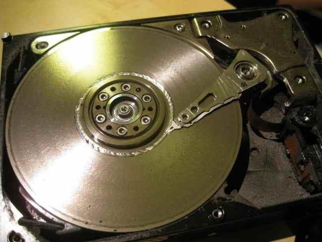 Ознаки виходу з ладу жорсткого диска HDD найближчим часом