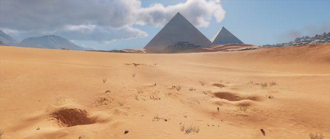 В пустинях Египта ночью очень темно. Поэтому там решается большинство проблем. Там на каждом шагу яма, и в каждой из них лежит проблема.