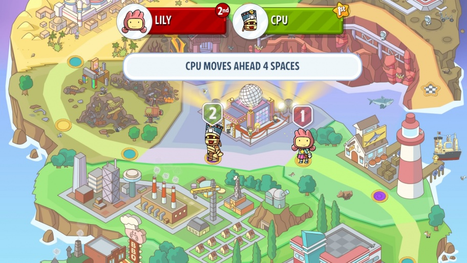Scribblenauts Showdown огляд гри
