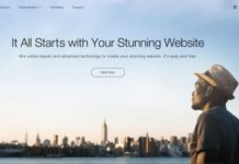 П'ять кращих конструкторів сайтів на початок 2018 року