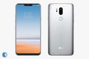 Смартфон LG G7 ThinQ здався на шпигунських фото