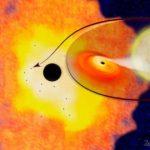 В центрі нашої Галактики виявлено тисячі чорних дір