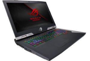 ASUS оновила геймерський ноутбук ROG G703: процесор Intel Core i9 і дисплей на 144 ГГц
