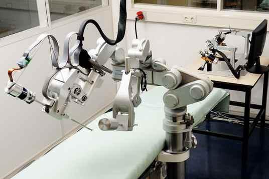 RoBoSculpt: перший робот-хірург, який може зробити трепанацію черепа