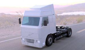 Британські інженери розробили вантажівка з повністю водневим двигуном
