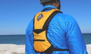 Wingman – найбільш непомітний рятувальний жилет у світі