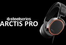 Огляд ігрової гарнітури SteelSeries Arctis Pro