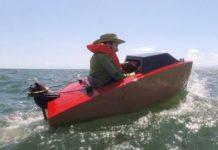 Міні-човен Rapid Whale підкорює морські простори