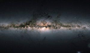 ЄКА представив найбільшу карту нашої галактики в історії