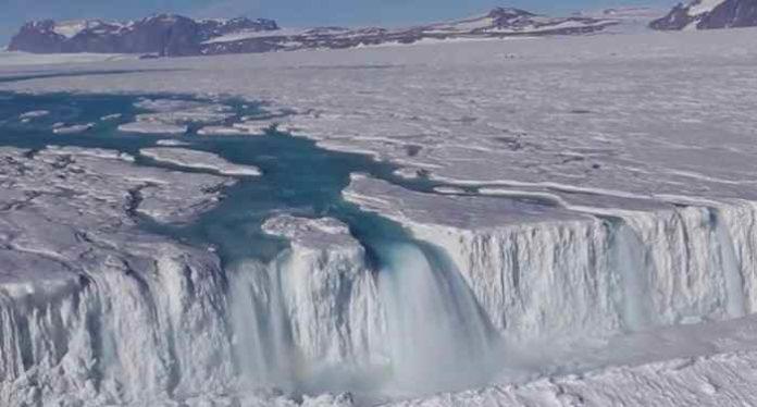 Запаси льоду в Антарктиді за останні 25 років істотно скоротилися