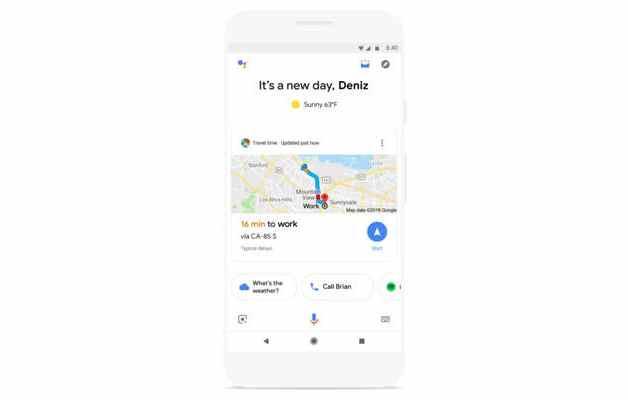 Google Assistant що працює на Android отримав корисну функцію