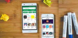 App Store ще лідирує над Google Play