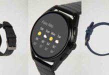 Представлені нові розумні годинники від Armani на Wear OS