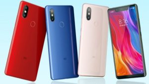 Смартфон Xiaomi Mi 8 - хит продаж компании Xiaomi