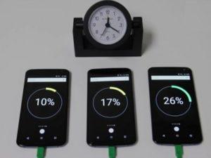 Показана найшвидша у світі мобільна зарядка