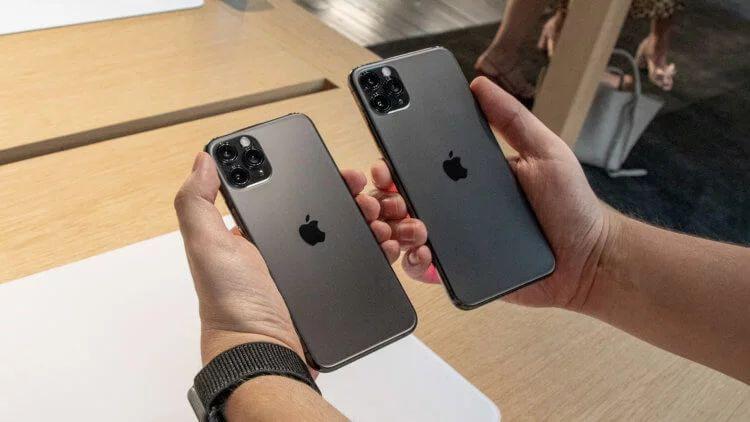 iPhone 11 Pro і 11 Pro Max: вигляд ззаду